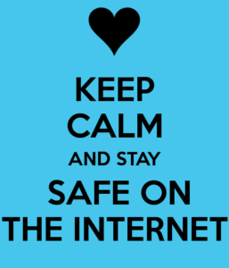Stay safe on the Internet | website security